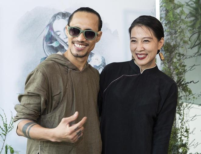 Phạm Anh Khoa và vợ xuất hiện rạng rỡ tại sự kiện - Ảnh 3.
