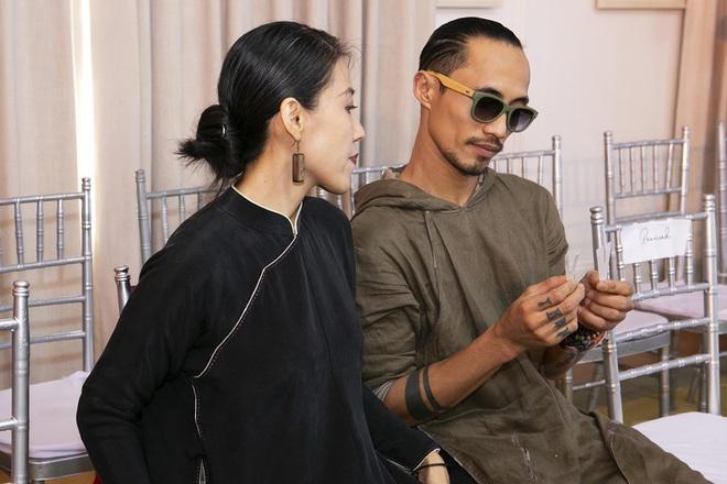 Phạm Anh Khoa và vợ xuất hiện rạng rỡ tại sự kiện - Ảnh 4.