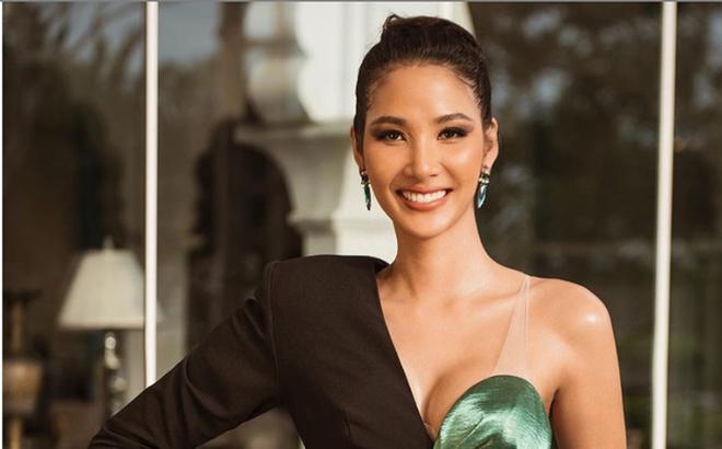 Hoàng Thùy là thí sinh duy nhất được Miss Universe khoe khoảnh khắc chụp ảnh bikini, còn khoe dáng cực nuột