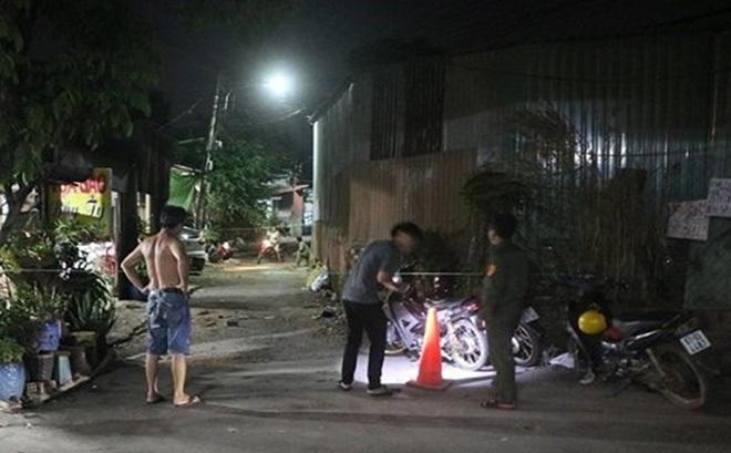 Bắt nhóm đối tượng sát hại nam thanh niên ở Bình Dương