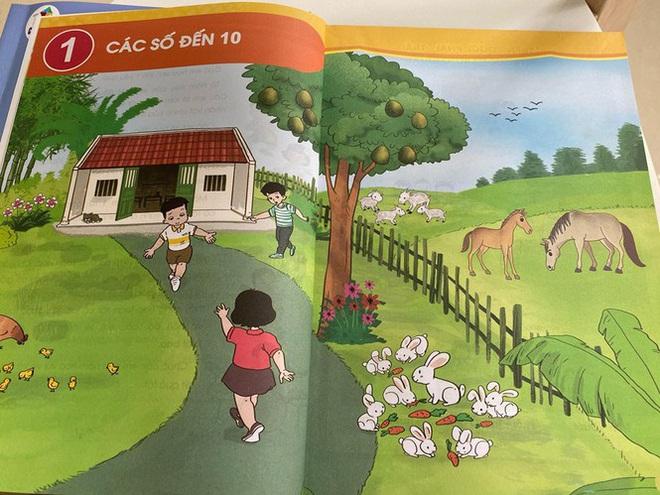 Hé lộ những trang đầu tiên trong bộ sách giáo khoa mới - Ảnh 2.