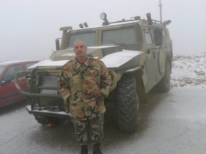 Hổ thép nào đã cứu mạng binh sĩ Nga tại Syria? - ảnh 11