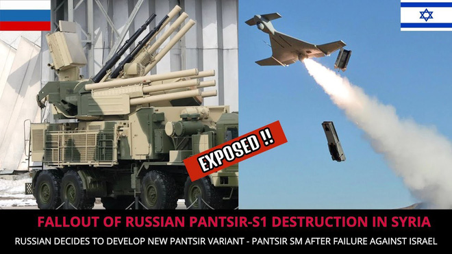 Pantsir-S1 Syria ẩn nấp kỹ vẫn bị không quân Israel tiêu diệt? - Ảnh 12.