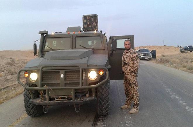 Hổ thép nào đã cứu mạng binh sĩ Nga tại Syria? - ảnh 14
