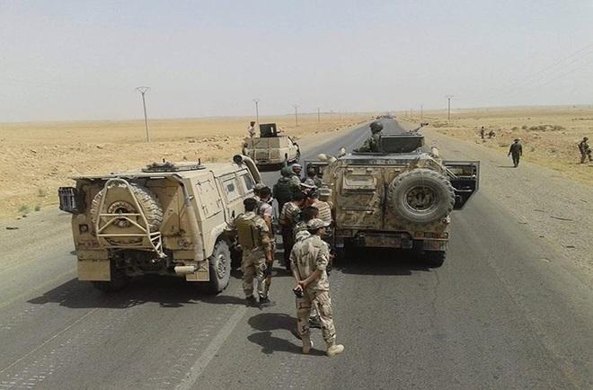 Hổ thép nào đã cứu mạng binh sĩ Nga tại Syria? - ảnh 15