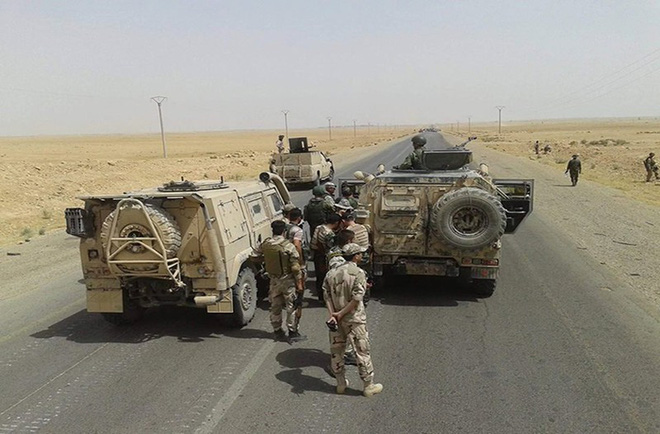 Hổ thép nào đã cứu mạng binh sĩ Nga tại Syria? - ảnh 4