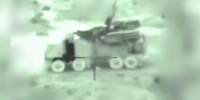 Pantsir-S1 Syria ẩn nấp kỹ vẫn bị không quân Israel tiêu diệt? - Ảnh 5.