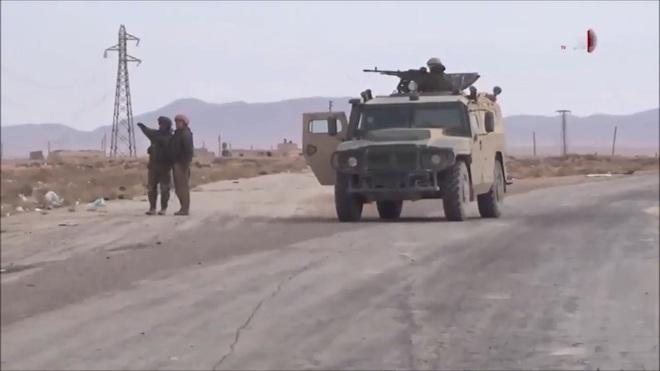 Hổ thép nào đã cứu mạng binh sĩ Nga tại Syria? - ảnh 7
