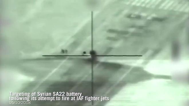 Pantsir-S1 Syria ẩn nấp kỹ vẫn bị không quân Israel tiêu diệt? - Ảnh 8.