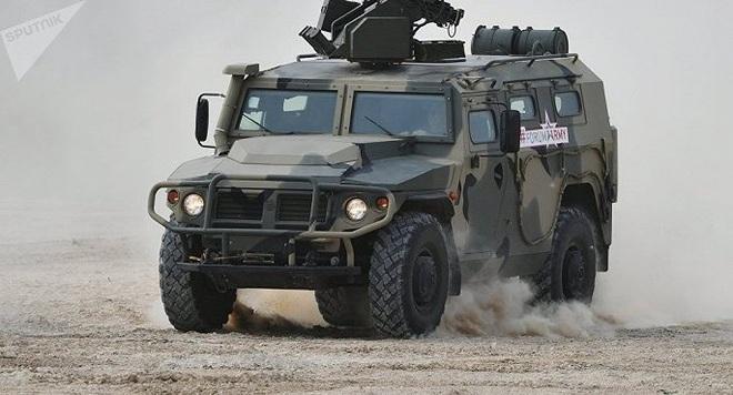 Hổ thép nào đã cứu mạng binh sĩ Nga tại Syria? - ảnh 9