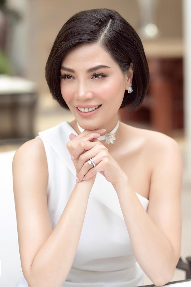 Phạm Anh Khoa và vợ xuất hiện rạng rỡ tại sự kiện - Ảnh 8.