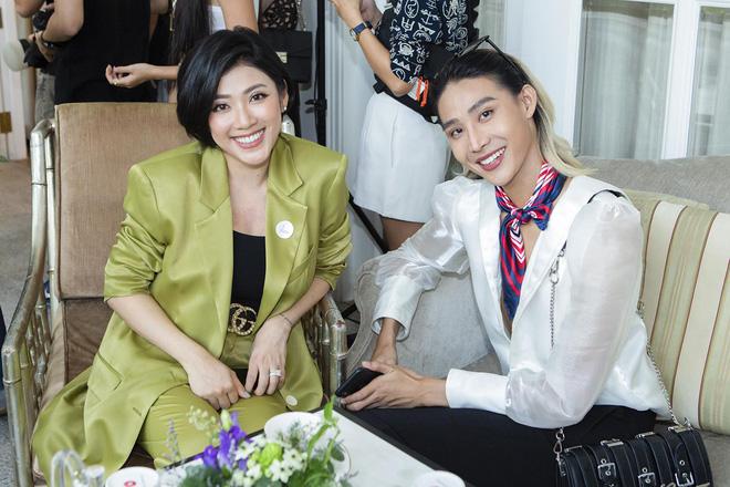 Phạm Anh Khoa và vợ xuất hiện rạng rỡ tại sự kiện - Ảnh 10.