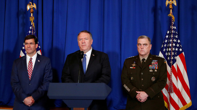 CẬP NHẬT: Mỹ tấn công, giáng đòn sấm sét vào Iran - KQ Nga đột ngột xuất kích ổ ạt - Ảnh 28.