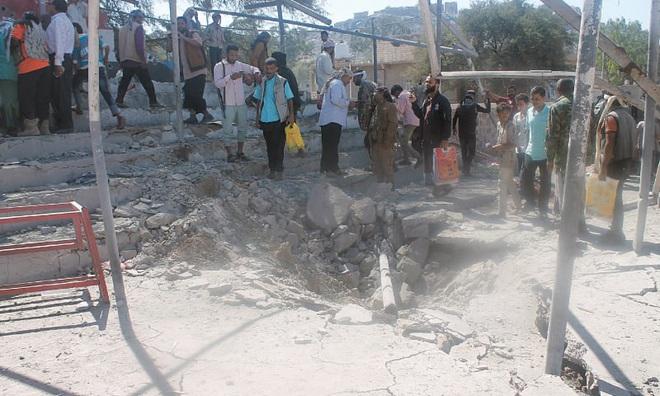CẬP NHẬT: Mỹ tấn công, giáng đòn sấm sét vào Iran - KQ Nga đột ngột xuất kích ổ ạt - Ảnh 24.
