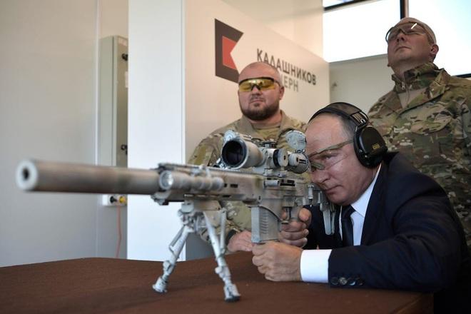 Nga công bố súng bắn tỉa thay thế huyền thoại SVD: Kế thừa xuất sắc di sản Kalashnikov - Ảnh 3.