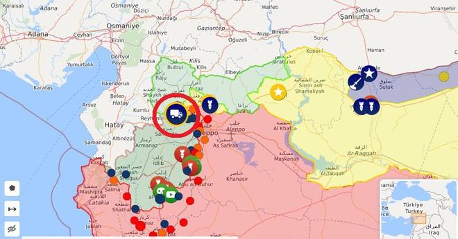 CẬP NHẬT: Mỹ tấn công, giáng đòn sấm sét vào Iran - KQ Nga đột ngột xuất kích ổ ạt - Ảnh 1.
