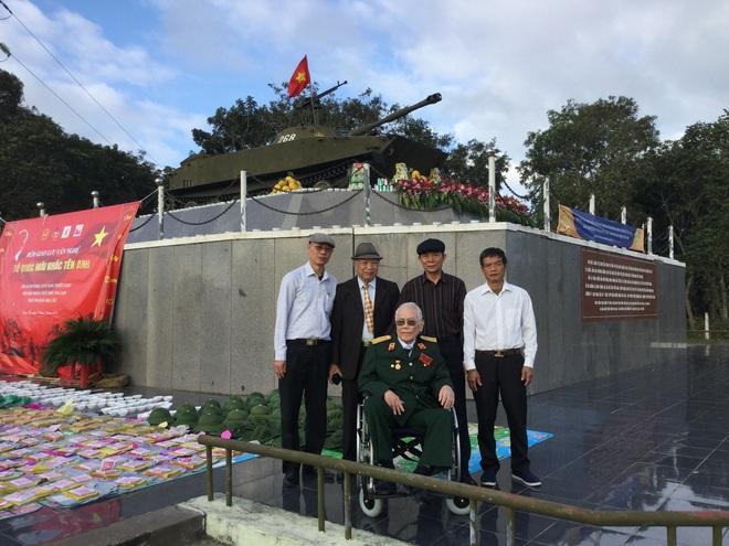 Vị tướng xe tăng kỷ niệm ngày thành lập QĐND Việt Nam: Rất khác thường! - Ảnh 2.