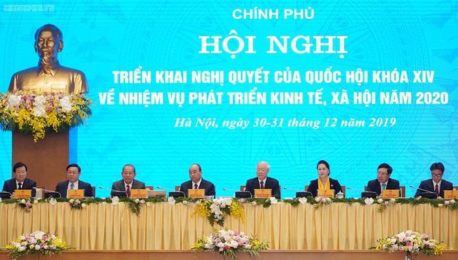 Tổng Bí thư, Chủ tịch nước Nguyễn Phú Trọng dự Hội nghị trực tuyến Chính phủ với các địa phương - Ảnh 1.