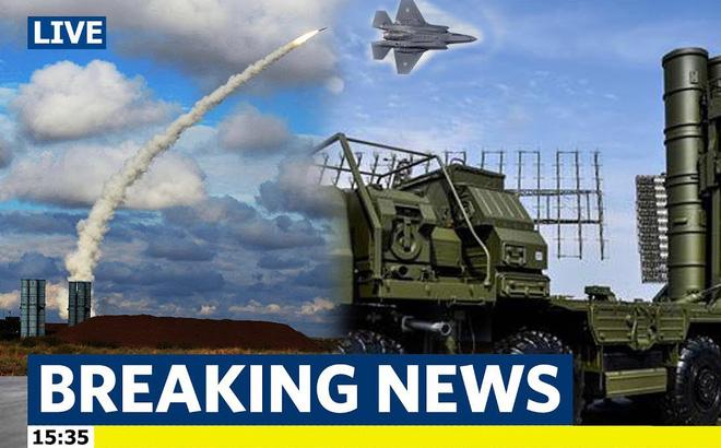 """Nga đưa tên lửa S-500 tối tân nhất tới Syria: Nghiêm trị Israel, kẻ dám """"vuốt râu hùm""""?"""