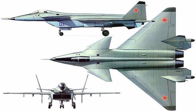 [ẢNH] Không phải MiG-1.44, J-20 thực chất là bản sao tiêm kích tuyệt mật của Liên Xô - ảnh 3