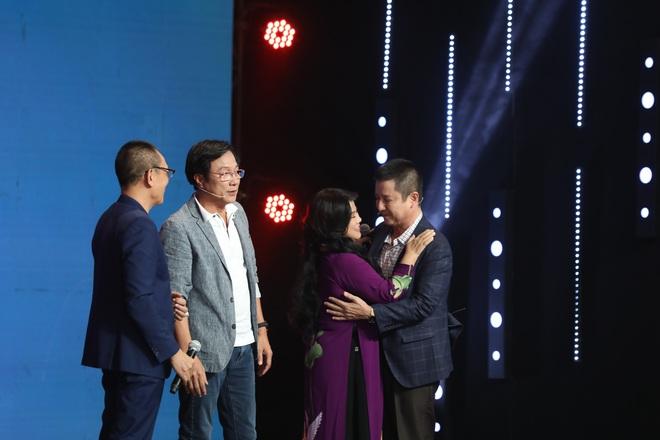 NSND Thanh Hoa tiết lộ sự thật đau lòng về Tàu anh qua núi khiến MC Lại Văn Sâm nổi da gà - Ảnh 6.