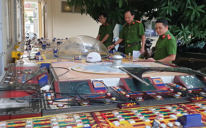 Ổ cờ bạc tổ chức tinh vi bên trong chung cư Hoàng Anh Gia Lai