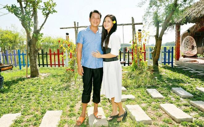 Cận cảnh cơ ngơi 1600m2 ở Tây Ninh của em trai Quyền Linh