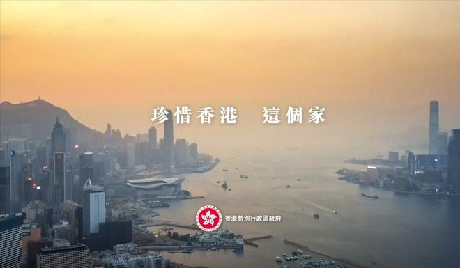 Đặc khu trưởng Hồng Kông nói về những thách thức chưa từng thấy và nêu quyết tâm mới trong thông điệp năm mới - Ảnh 1.