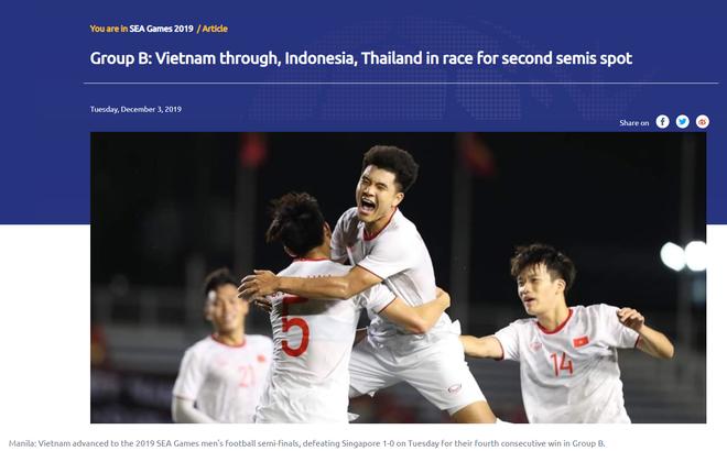 LĐBĐ châu Á nhầm lẫn lớn về U22 Việt Nam