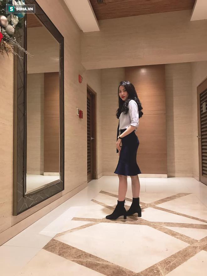 Hot girl Siêu trí tuệ Việt Nam: Trí nhớ tốt khiến mình bị áp lực - ảnh 8
