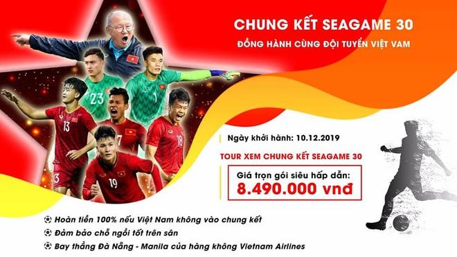 Sau 4 trận bất bại của U22 Việt Nam, tour 8 triệu xem chung kết SEA Games hot bỏng tay - Ảnh 2.