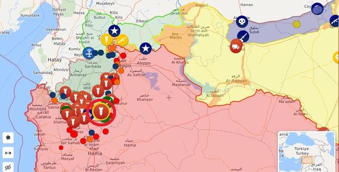 CẬP NHẬT: KQ Nga bất ngờ không kích nhầm vào QĐ Syria, thương vong lớn - Thảm họa lớn đã xảy ra? - Ảnh 2.