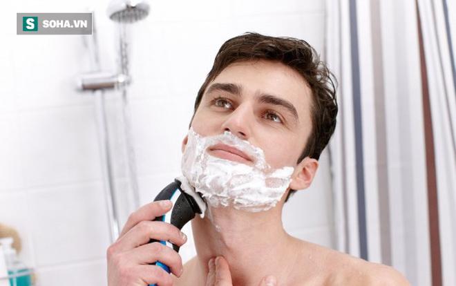 Nam giới mọc râu quá nhanh có phải có vấn đề về nội tiết hay không: Hãy nghe BS phân tích - ảnh 1