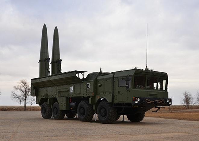 Tên lửa Iskander Nga kết nối với mạng Internet độc nhất vô nhị: Nhận lệnh là đánh! - Ảnh 2.