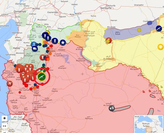 CẬP NHẬT: KQ Nga bất ngờ không kích nhầm vào QĐ Syria, thương vong lớn - Thảm họa lớn đã xảy ra? - Ảnh 16.