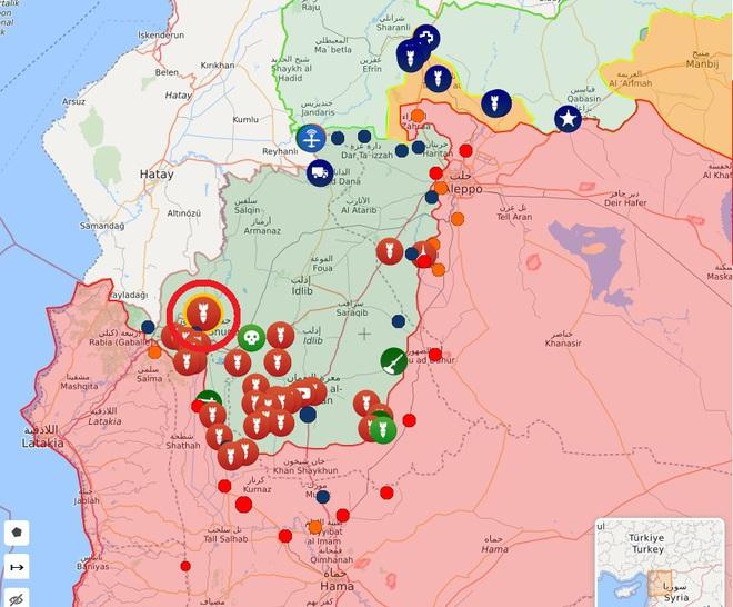 CẬP NHẬT: KQ Nga bất ngờ không kích nhầm vào QĐ Syria, thương vong lớn - Thảm họa lớn đã xảy ra? - Ảnh 11.