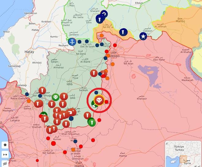 CẬP NHẬT: KQ Nga bất ngờ không kích nhầm vào QĐ Syria, thương vong lớn - Thảm họa lớn đã xảy ra? - Ảnh 9.