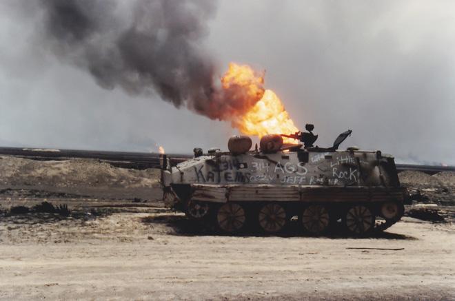 QĐ lớn thứ 4 thế giới mất 700 xe tăng trong 1 ngày: Bẫy nghi binh kinh điển của tướng Mỹ! - Ảnh 6.