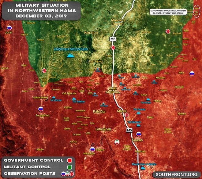 CẬP NHẬT: KQ Nga bất ngờ không kích nhầm vào QĐ Syria, thương vong lớn - Thảm họa lớn đã xảy ra? - Ảnh 22.