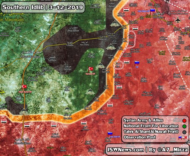 CẬP NHẬT: KQ Nga bất ngờ không kích nhầm vào QĐ Syria, thương vong lớn - Thảm họa lớn đã xảy ra? - Ảnh 21.