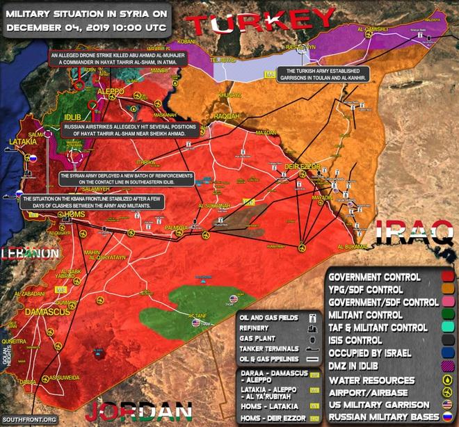 CẬP NHẬT: KQ Nga bất ngờ không kích nhầm vào QĐ Syria, thương vong lớn - Thảm họa lớn đã xảy ra? - Ảnh 10.