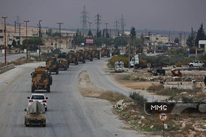 CẬP NHẬT: KQ Nga bất ngờ không kích nhầm vào QĐ Syria, thương vong lớn - Thảm họa lớn đã xảy ra? - Ảnh 6.