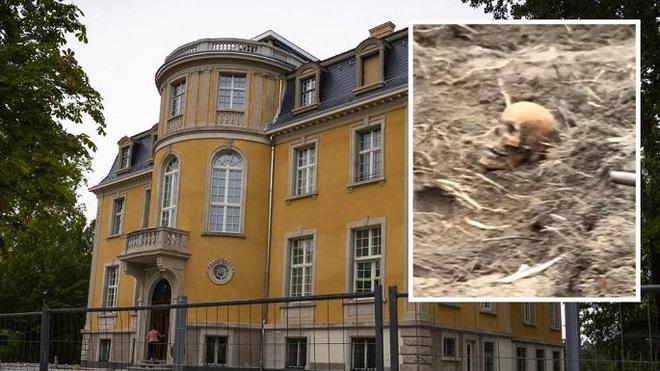 Thi hài người lính Liên Xô được tìm thấy trong biệt thự của MC nổi tiếng người Đức  - Ảnh 1.