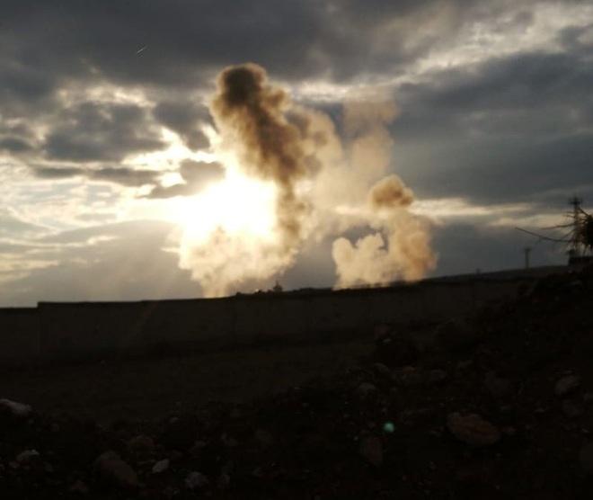 CẬP NHẬT: KQ Nga bất ngờ không kích nhầm vào QĐ Syria, thương vong lớn - Thảm họa lớn đã xảy ra? - Ảnh 1.