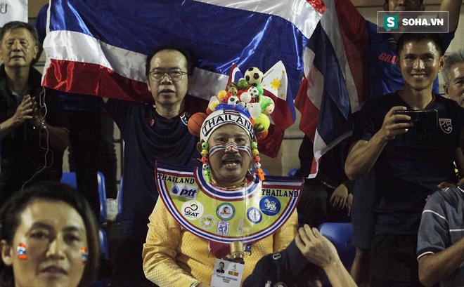 CĐV Thái Lan ở Binan: Bị loại chẳng phải thảm họa gì, hẹn Việt Nam tại CK bóng đá nữ