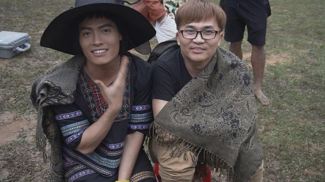 Nam diễn viên sinh năm 1995 lên tiếng về tin đồn tình cảm với MC Đại Nghĩa - Ảnh 4.