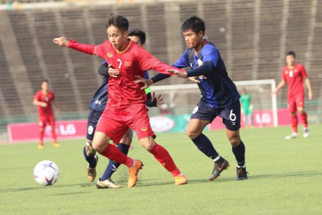 Campuchia - đối thủ gần mà hiếm gặp của Việt Nam ở các kì SEA Games - Ảnh 1.
