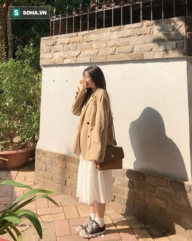 Hot girl Thanh Hóa giống gái Hàn: Em không giỏi thả thính, cảm giác không có ai thích mình - ảnh 1