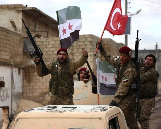 Thâm nhập tổ chức phiến quân đông nhất Syria: Thổ Nhĩ Kỳ nuôi âm binh như thế nào? - Ảnh 1.