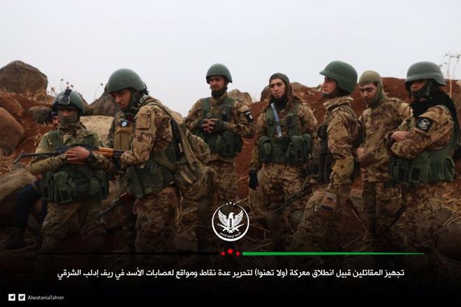 Thâm nhập tổ chức phiến quân đông nhất Syria: Thổ Nhĩ Kỳ nuôi âm binh như thế nào? - Ảnh 2.
